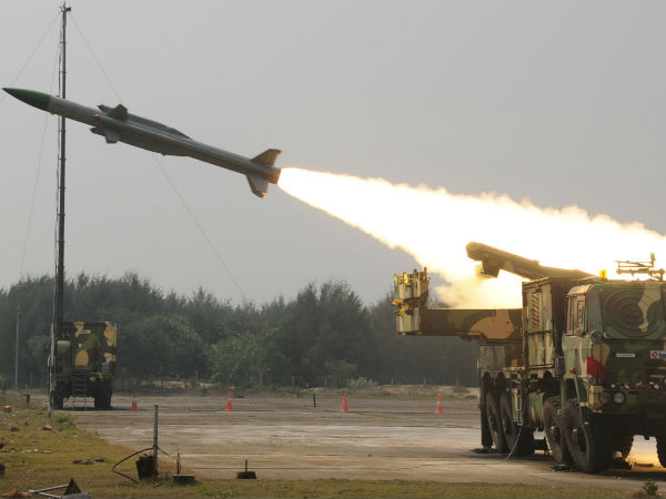 Akash, PAD, AAD and now S-400 triumf air defence missile system