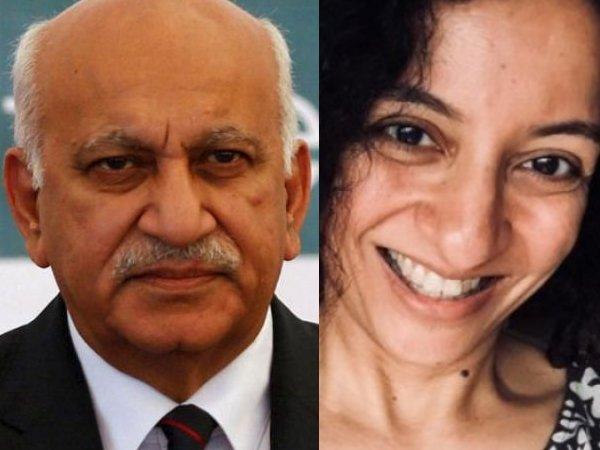 MJ Akbar's statement disappointing, ready to fight defamation complaint: Journalist Priya Ramani