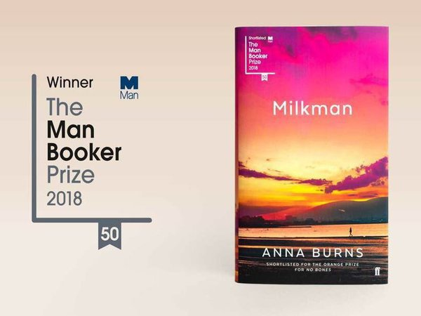 'Milkman' is published by Faber & Faber