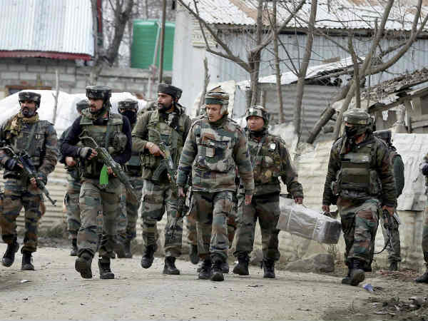 J&K: Infiltration bid foiled, three terrorists killed in Baramulla