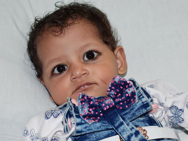 Parents on One Meal a Day Struggle to Pay for Newborn's Urgent Heart Surgery