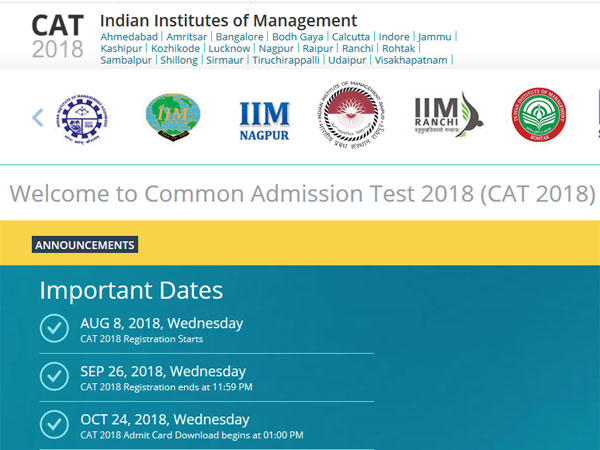 CAT 2018 Answer Key: Now available at iimcat.ac.in, how to download