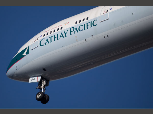 Cathay Pacific Airlines hit by data leak affecting 9.4 million passengers