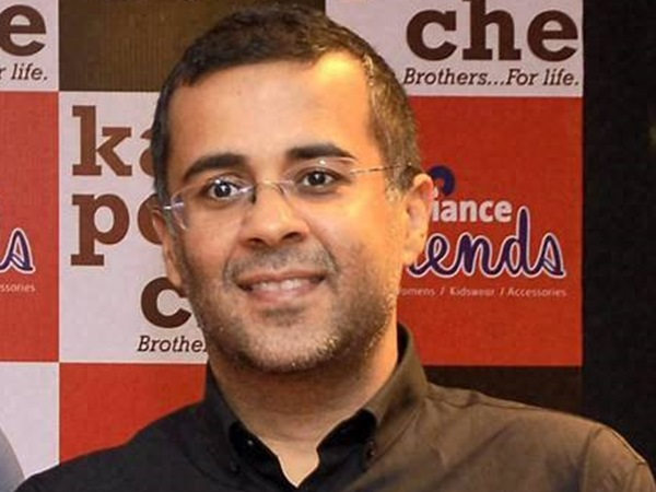 MeToo in India: Chetan Bhagat accused of sexual harassment, says sorry was going through a phase