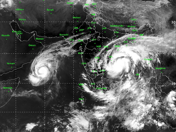 Very severe cyclonic storm over west- central Arabian Sea: IMD