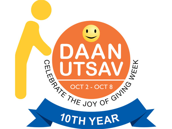 Experience the 'joy of giving' with 'Daan Utsav' 2018