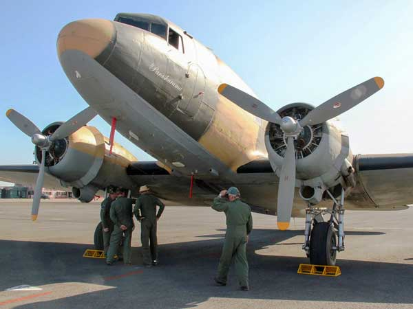 Air Force Day 2018: Vintage aircraft Dakota poised for maiden appearance