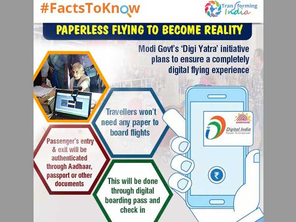 Centre launches Digi Yatra initiative