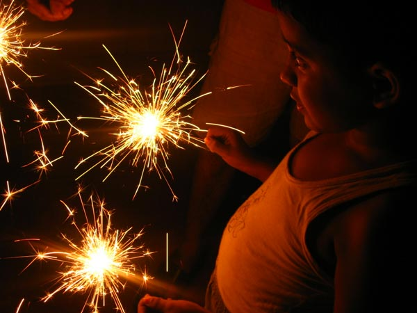What time can you burst crackers on Diwali, Christmas, New Year