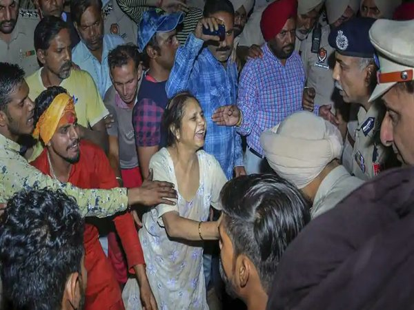 Amritsar train accident: Councillor behind Dussehra event goes undergound