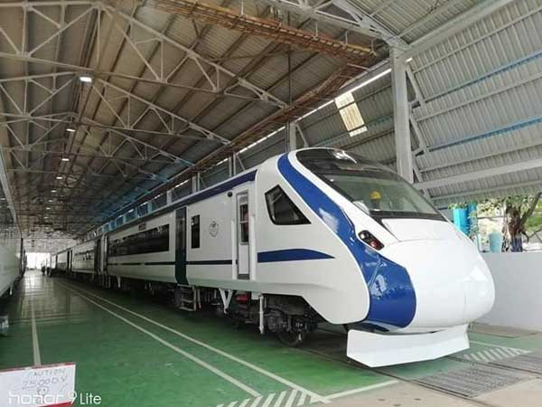 India's first engine-less train gets on track for trial run