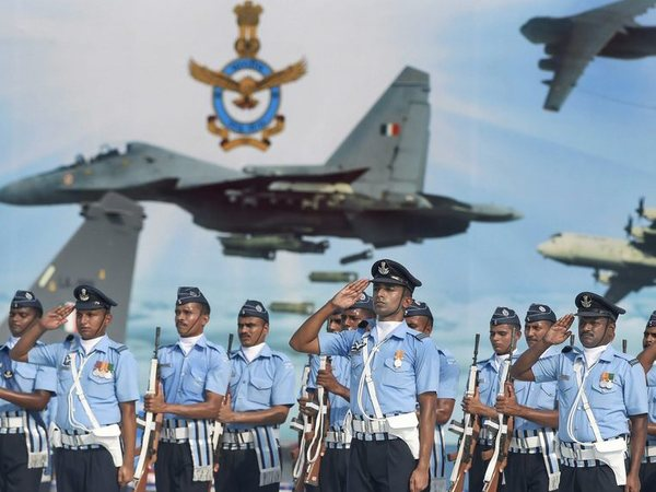 IAF personnel