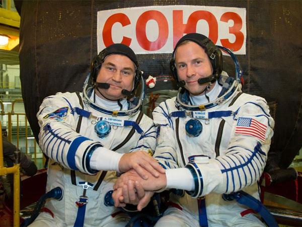 Soyuz Rocket makes emergency landing in Kazakhstan