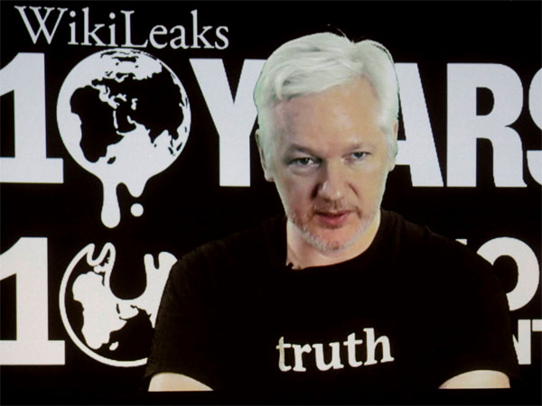 Wikileaks 12th anniversary: Assange spends 2858 days in Ecuador embassy