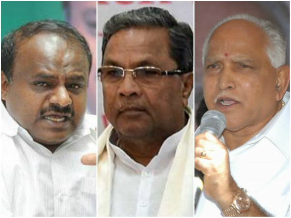Karnataka by-polls: Surprised say political parties, but game is on