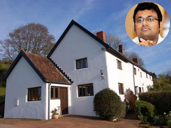 Karti's UK cottage, tennis club and properties worth Rs 54 crore attached by ED