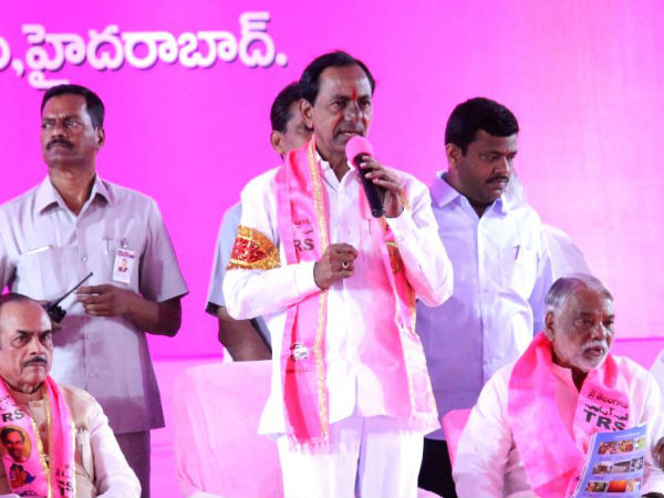 Telangana elections: TRS moots a non-political third front to take on grand alliance