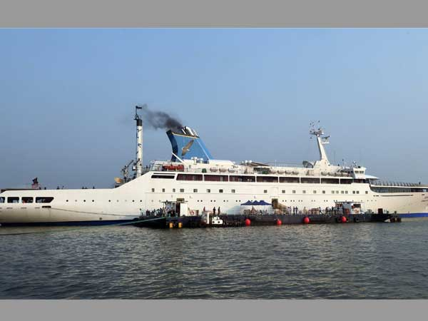 [India's first luxury cruise ship: From underwater suites to infinity pools]