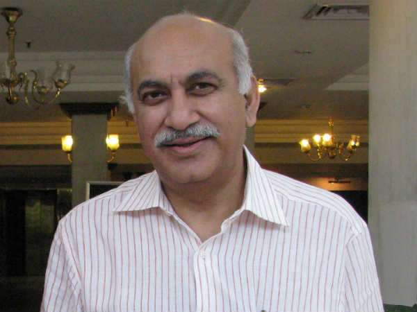 Image result for mj akbar