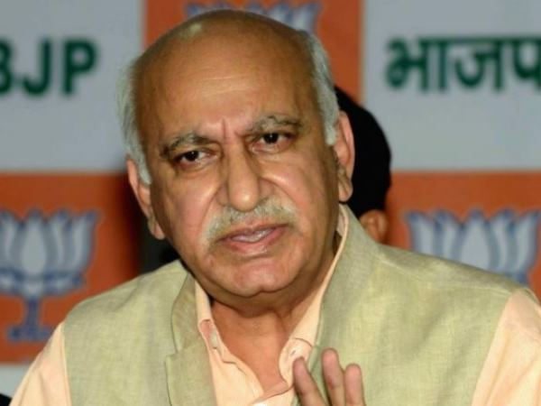 MJ Akbar denies interview meeting with Ramani at Oberoi Hotel, next hearing on July 6