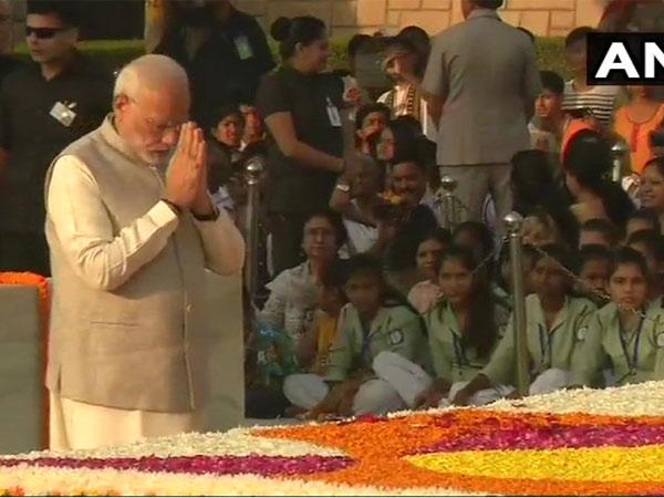 Gandhiji remembered on his 149th birth anniversary