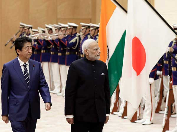 Abe visits China; Modi visits Japan – mercurial Trump is reshaping international politics