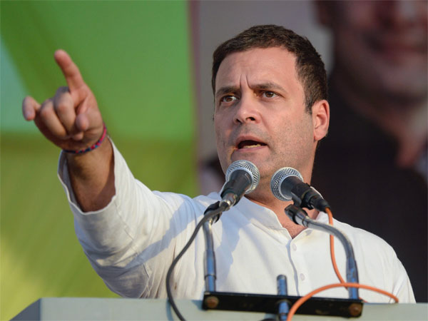 Every institution built by Sardar Patel is being smashed: Rahul Gandhi