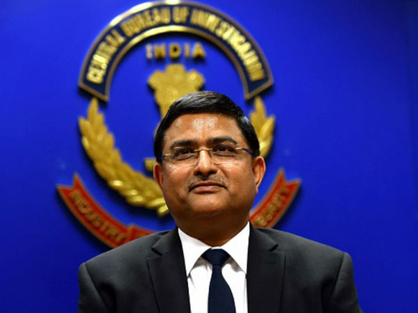 CBI names its No. 2 man Asthana as accused No. 1 in bribery case