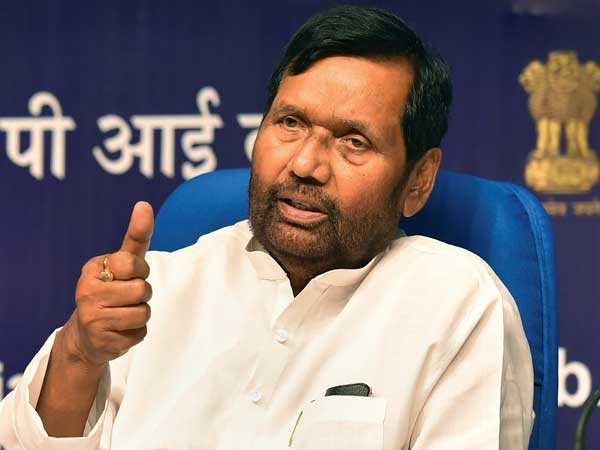 NDA may send Ram Vilas Paswan to Rajya Sabha as per seat sharing deal
