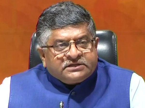 Govt will soon make Aadhaar-driving licence linking mandatory: Ravi Shankar Prasad