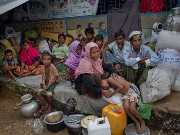 Rohingyas: The southern sojourn and how a Kerala govt scheme is giving them cover