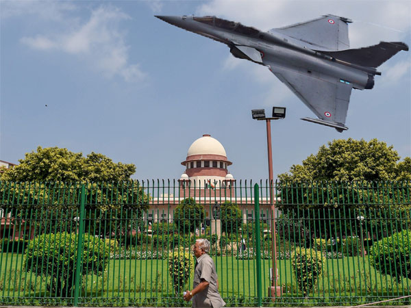Hearing on petitions challenging Rafale deal expected in SC today