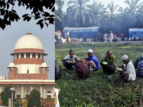 Rohingyas will go back to Myanmar as SC rejects plea to stall deportation