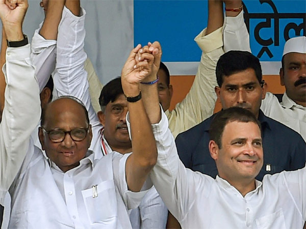 Have Congress-NCP sealed a 50:50 deal for LS polls