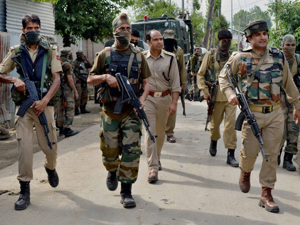 J&K: One terrorist killed in joint operations in Handwara