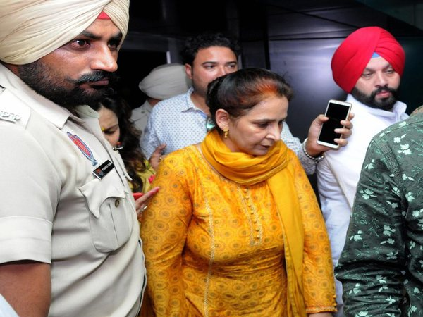 Sidhu defends wife, says she attended to patients in hospital