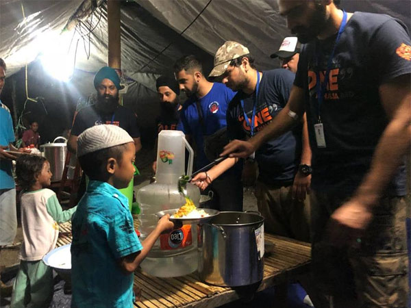 Hunger eradicated by Langar