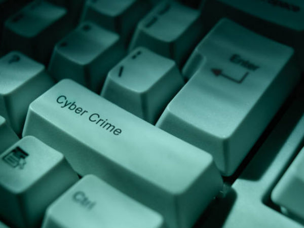 Representative image of cyber crime