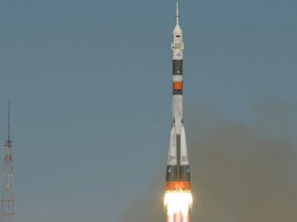 We will fly again on a Russian Soyuz rocket