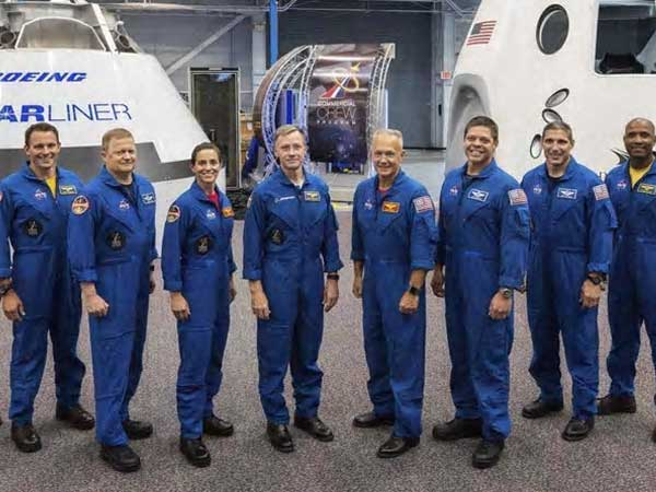 First SpaceX mission with Nasa astronauts set for June 2019: