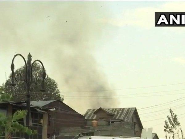 Jammu and Kashmir: 3 militants killed, 1 police martyred in encounter