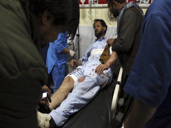 Hasil gambar untuk 4 million vote in Afghanistan despite violence and technical glitches