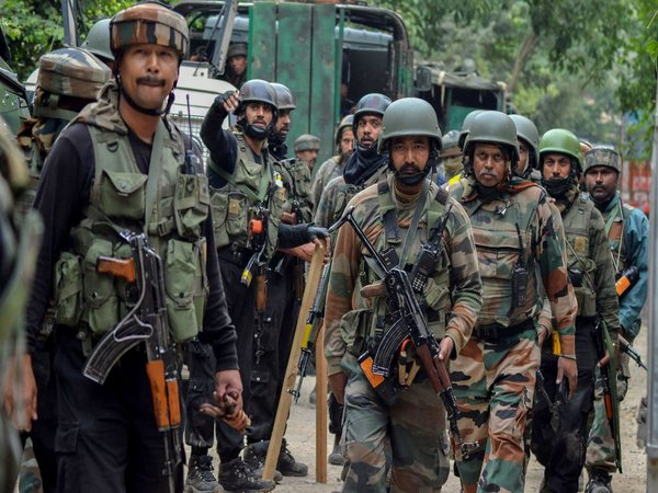 Four highly-trained snipers active in Kashmir since Sep: Security officials
