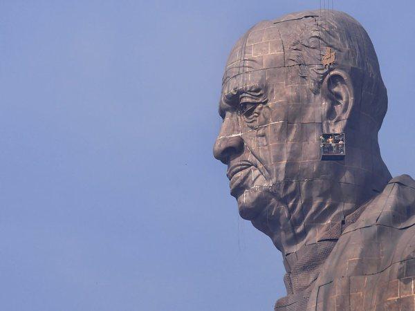 Gujarat: Meet the man who sculpted Sardar Vallabhbhai Patel's Statue of Unity
