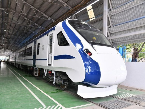 ICF developed Train 18 in 18 months
