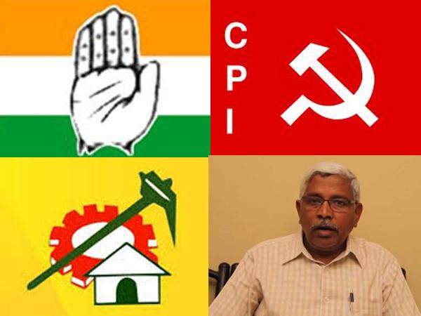Telangana elections: Seat sharing bug hits Congress led grand alliance