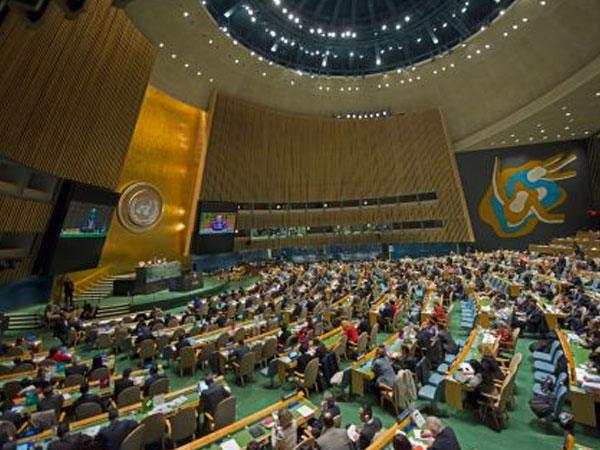 Principal organs of the United Nations: