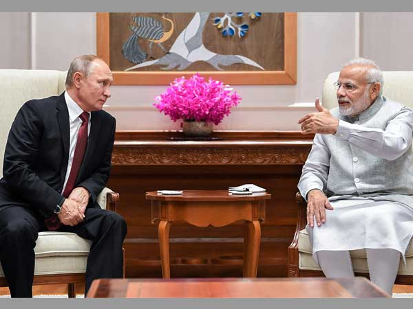 For India all weather friendship of Russia becomes more important in view of America First Policy