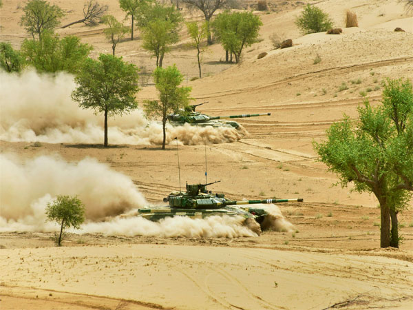 Indo-Pak army comparison: Here are the numbers