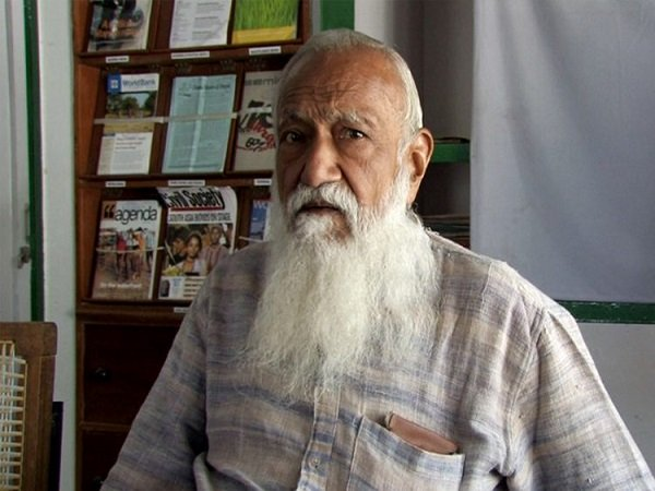Environmentalist GD Agarwal